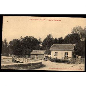51 - SAINT HILAIRE LE GRAND - L'Usine Electrique