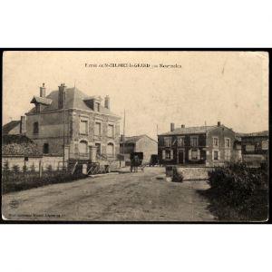 51 - SAINT HILAIRE LE GRAND (Marne) par Mourmelon