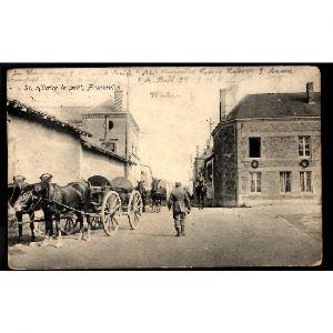 51 - SAINT HILAIRE LE PETIT (Marne) Frankreich