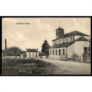 51 - SAINT HILAIRE LE PETIT (Marne)