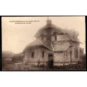 51 - SAINT IMOGES par Germaine (Marne) - La Maison de Chasse