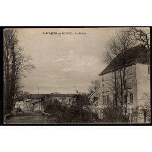 51 - SAINT JEAN SUR MOIVRE (Marne) - Le Moulin
