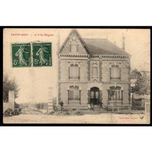 51 - SAINT JUST  (Marne) - La Villa Huguier