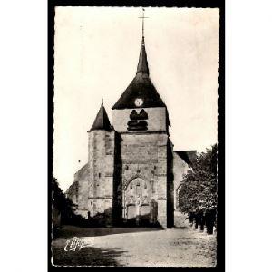 51 - SAINT JUST SAUVAGE (Marne) - L'Eglise