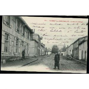 51 - SAINT REMY EN BOUZEMONT - Entrée du Village