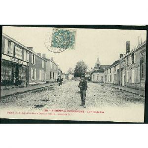 51 - SAINT REMY EN BOUZEMONT (Marne) - La Grande Rue