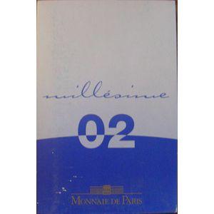 Photo numismatique Monnaies Euros France BE 2002