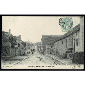 52 - PRAUTHOY (Haute Marne) - Entrée Nord