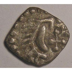 Photo numismatique Monnaies Mérovingiennes Marseille Denier