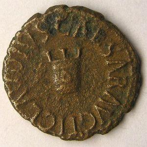 Photo numismatique Monnaies Empire Romain CLAUDE Ier (41-54) Quadrans