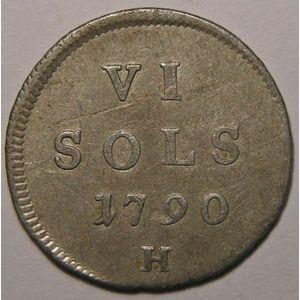 Photo numismatique Monnaies Etrang�res Luxembourg L�opold II (1790-1792)
