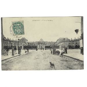 55 - COMMERCY - Château Bercheny