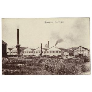 55 - COMMERCY - Les Forges
