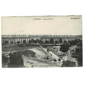 55 - COMMERCY (Marne) - Caserne Oudinot