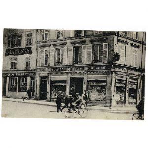 55 - COMMERCY (Marne) - Horlogerie QUERE PHILBERT
