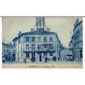 55 - COMMERCY (Marne) - La Poste
