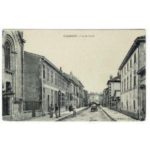 55 - COMMERCY (Marne) - Rue de Breuil