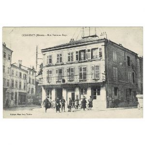 55 - COMMERCY (Marne) - Rue Porte au Rupt