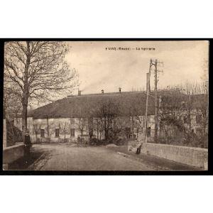 55 - FAINS (Meuse) - La Verrerie