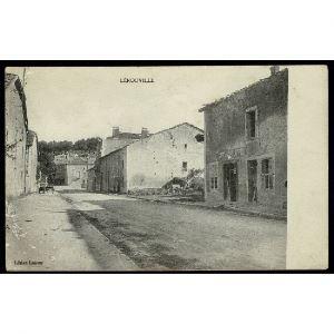 55 - LEROUVILLE (Meuse) - Café de l'Industrie