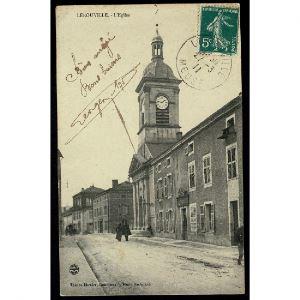 55 - LEROUVILLE (Meuse) - L'Eglise