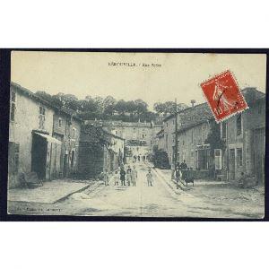 55 - LEROUVILLE (Meuse) - Rue Petite