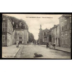 55 - LIGNY EN BARROIS (Meuse) - Porte de Neufchâteau