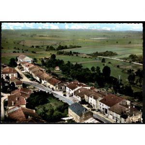 55 - ROUVROIS SUR OTHAIN (Meuse) - Vue Aérienne