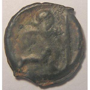 Photo numismatique Monnaies Gauloises Rèmes Potin