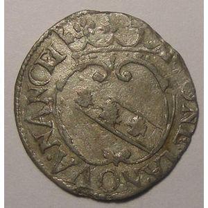Photo numismatique Monnaies Lorraine Duché de Lorraine Charles IV et Nicole (1624-1625)