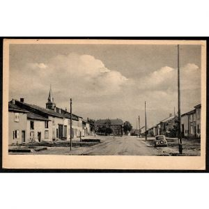 57 - BENESTROFF (Moselle) - Bensdorf/Westmark - Adolf Hitler Strasse