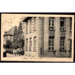57 - METZ  (Moselle) - Hôpital Militaire Legouest - Pavillon 2e D.M.