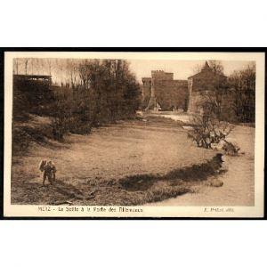 57 - METZ (Moselle) - La Seille à la Porte des Allemands