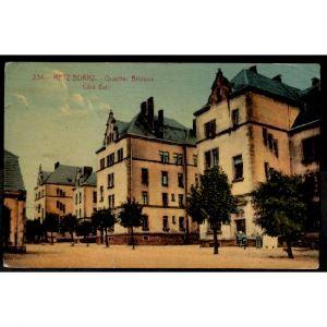 57 - METZ  (Moselle) - METZ BORNY - Quartier Bridoux Côté Est