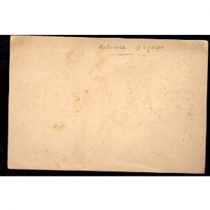 57 - METZ (Moselle) - RARE A METZ, le 11 Février 1945 - CARTE SIGNEE PAR LE COMMANDANT TRIBOULT de LORBETTE