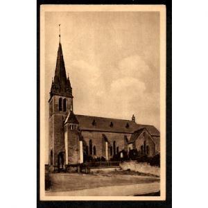 57 - MONDELANGE (Moselle) - L'Eglise
