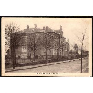 57 - MORHANGE (Moselle) - Ecoles