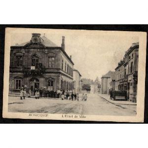 57 - MORHANGE (Moselle) - L'Hôtel de Ville