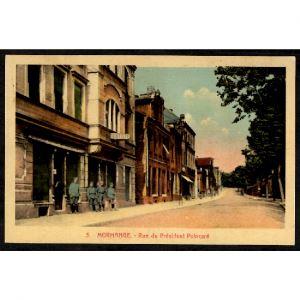 57 - MORHANGE (Moselle) - Rue du Président Poincaré - Dentiste