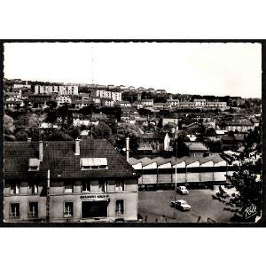 57 - MOYEUVRE GRANDE (Moselle) - Vue sur une Partie de la Ville - Gendarmerie Nationale