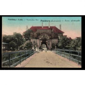 57 - PFALZBURG -  PHALSBOURG - Deutsches Tor - Porte Allemande