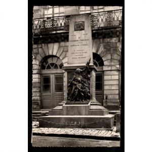 57 - PHALSBOURG (Moselle) - Rue Erckmann Chatrian