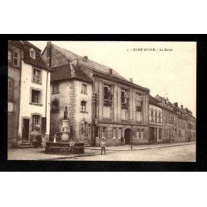 57 - SAINT AVOLD - La Mairie