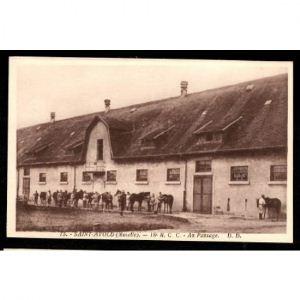57 - SAINT AVOLD (Moselle) - Au Pansage - 18e R.C.C.