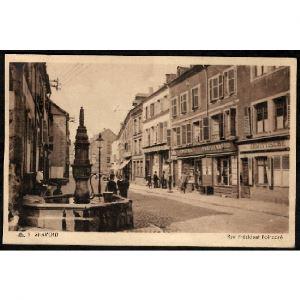 57 - SAINT AVOLD (Moselle) - Rue Président Poincaré - Epicerie Parisienne
