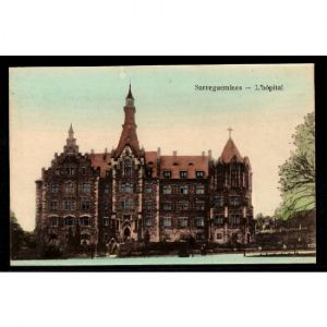 57 - SARREGUEMINES -  L'Hôpital