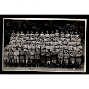 57 - THIONVILLE - Carte Photo - Soldats 151e R. - Mai 1933 - Militaires