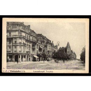 57 - THIONVILLE - DIEDENHOFEN - Luxemburger Torplatz - Place de la Porte du Luxembourg