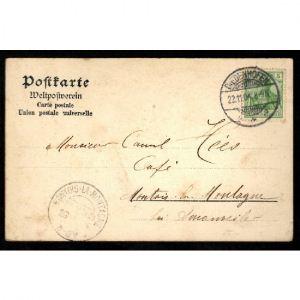 57- THIONVILLE - Diedenhoffen - 1903 -