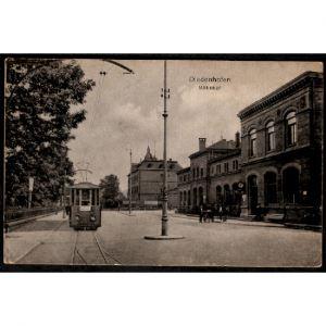 57 - THIONVILLE - La Gare - Diedenhofofen - Bahnof